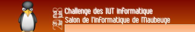 Salon Informatique à Maubeuge les 31 mai et 1er Juin 2008