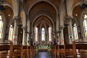 Eglise en HDR (c) Sylvain B.