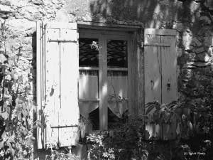 fenêtre provençale