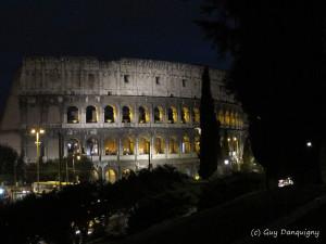 1- obs g 1 Colisée de Rome
