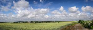 23- Les éoliennes Montagne Gaillard Epehy