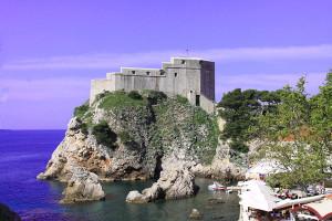 65- Fortification Dubrovnik (Croatie)