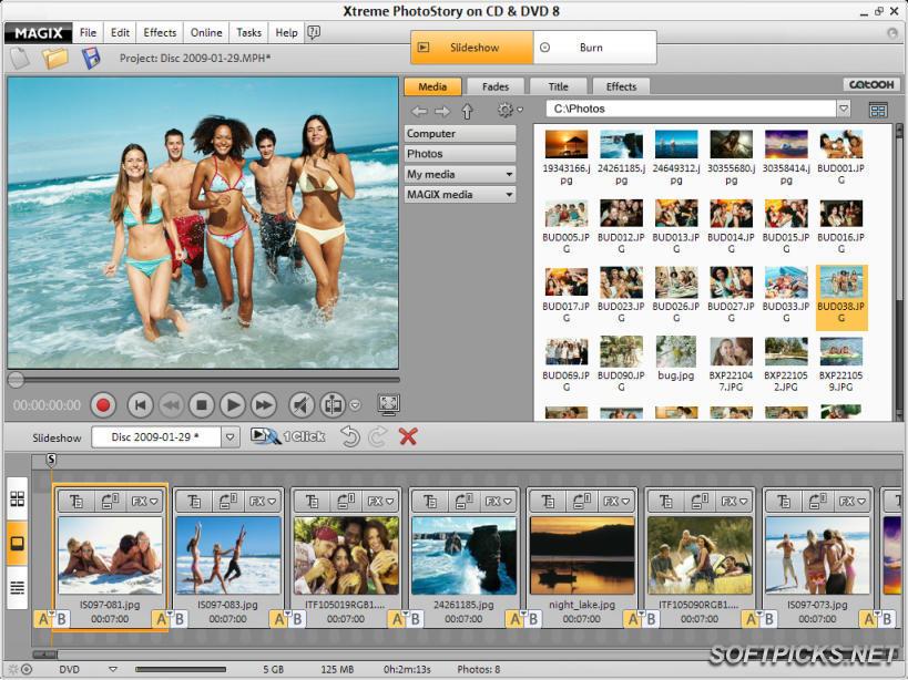 telecharger logiciel montage photo avec musique gratuit