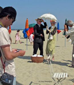 03- photographes de plage à Deauville...