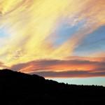 32- coucher de soleil Tavel